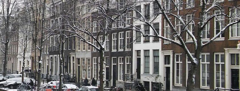 winter amsterdam