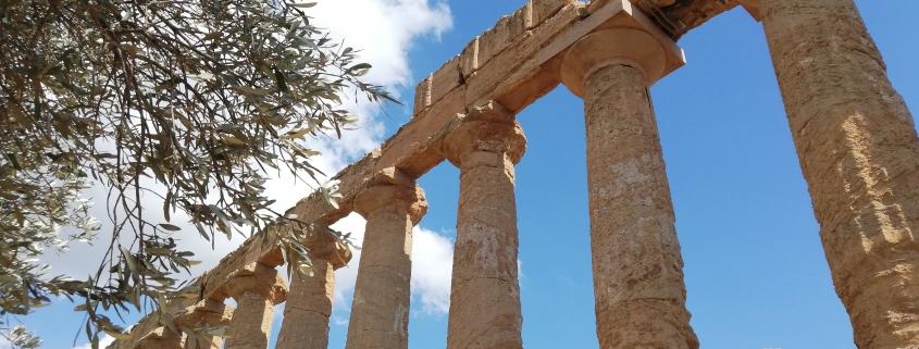 Agrigento culturele site